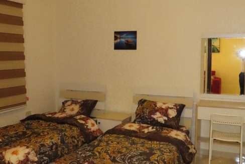 Furnished studio for rent near north gate of Jordan University