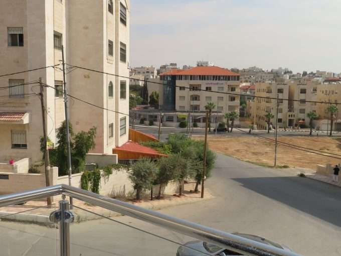 Furnished studio for rent near north gate of Jordan University