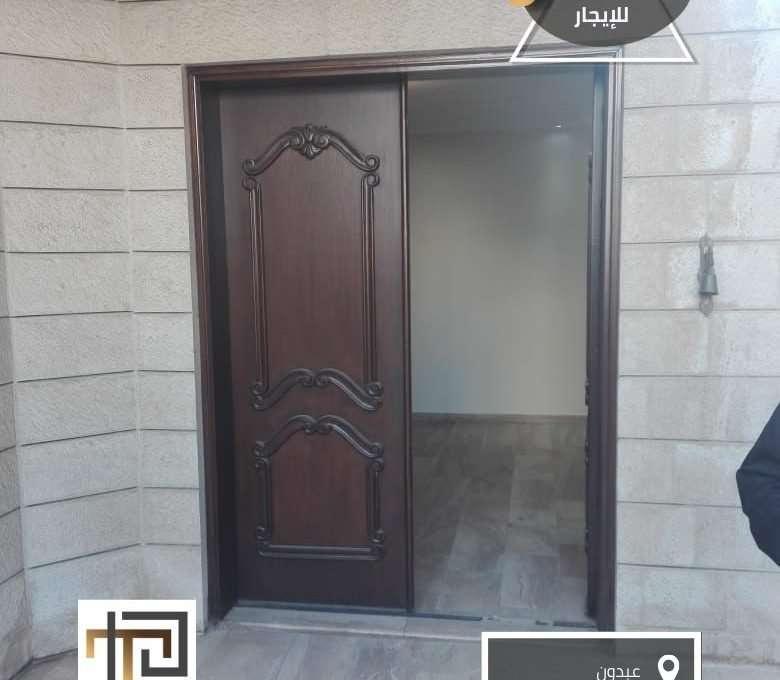 RO-AMM-20-00070 شقة مفروشة للإيجار في عبدون عمان