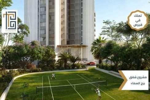 مشروع شقق برج السماء في ليماسول في قبرص | شقق للبيع في قبرص